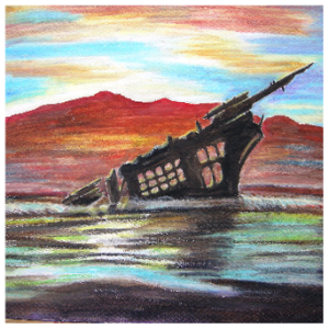 A Shipwreck Study_thumb