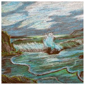 A rendition of carmel coast_thumb